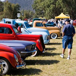 Broke Village Fair and Vintage Car Display, Hunter Valley event