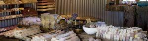 Handmade olive oil soap, Broke, Hunter Valley