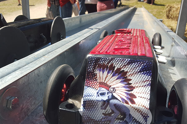 Broke Village Fair - Rocker Cover Races
