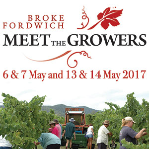 Meet the Growers, Broke Fordwich, Hunter Valley