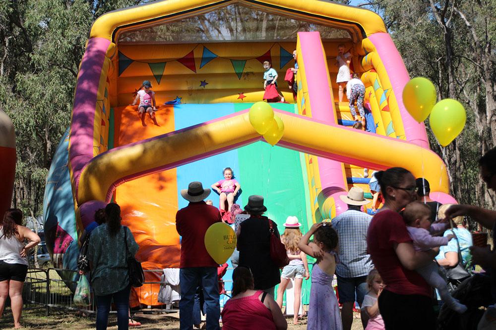Broke Village Fair