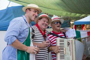A Little Bit of Italy in Broke, Hunter Valley Italian Festival