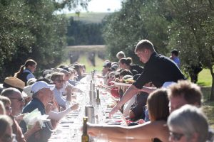 Whispering Brook, Long Table Lunch, Hunter Valley