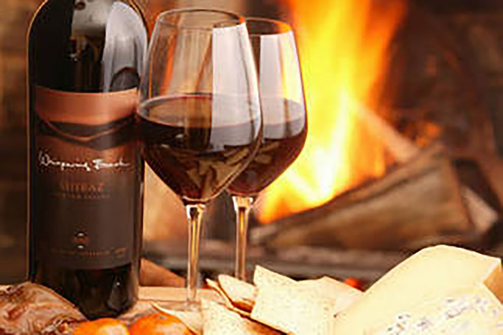 Winter Twilight Winery Tour and Tasting