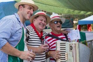 Hunter Valley Italian Festival, Italy in Broke