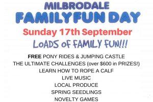 Milbrodale Family Fun Day, Hunter Valley