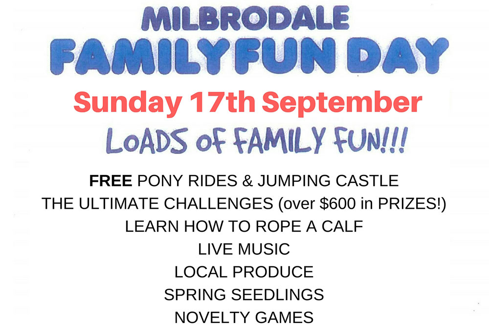 Milbrodale Family Fun Day