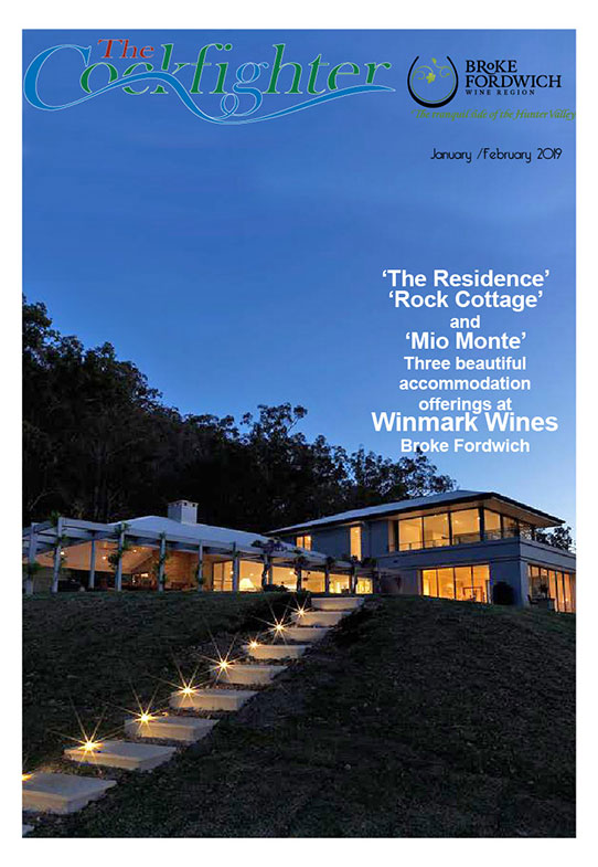 The Cockfight magazine, January/February 2019