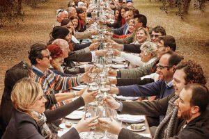 Olive Long Table Lunch, Whispering Brook, Broke Fordwich