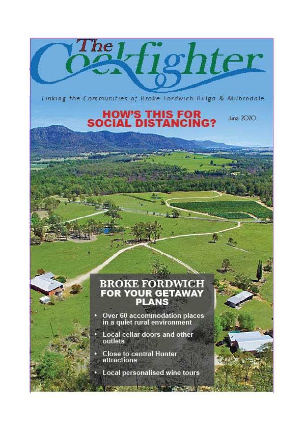 The Cockfighter Magazine, June 2020